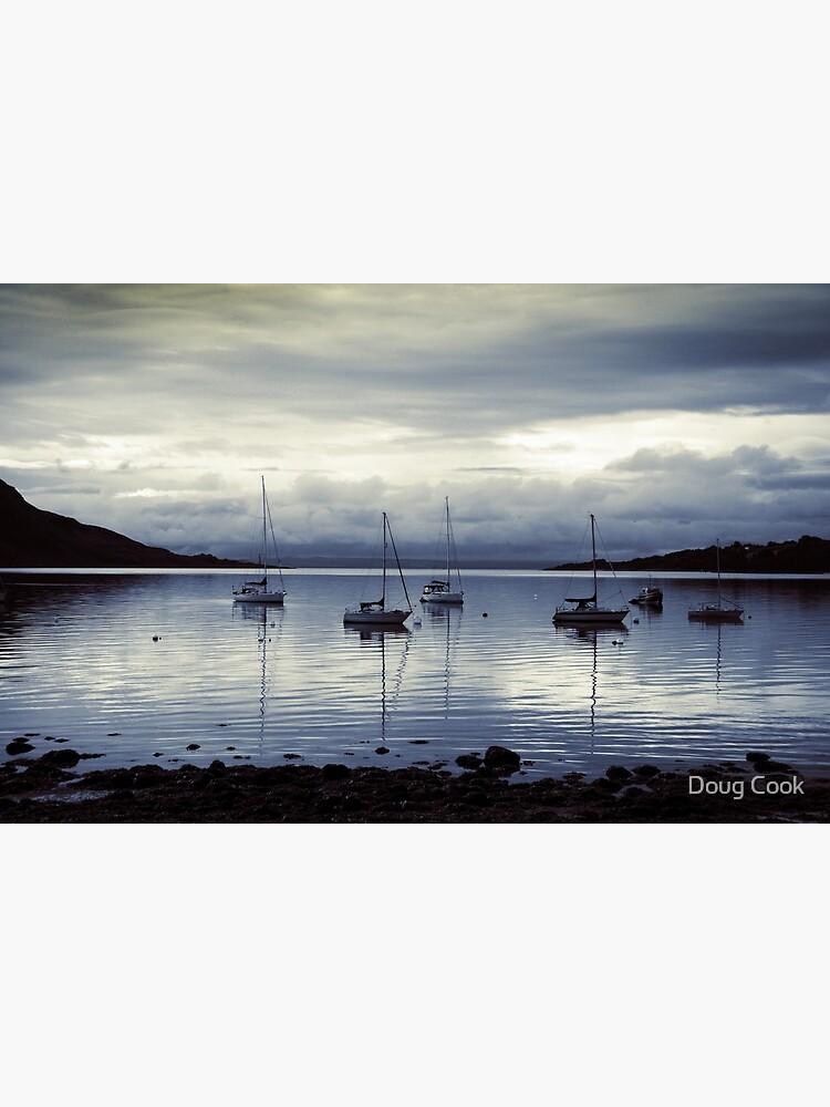 Lamlash Bay Arran by DougCook