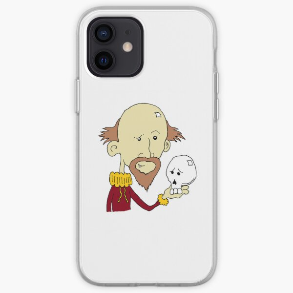 Kooky William Shakespeare Phone Case iPhone Soft Case