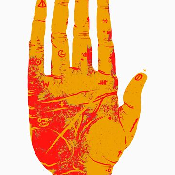 Palmistry MKII by fightstacy