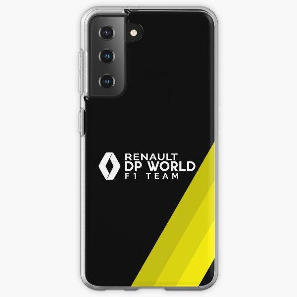 Renault F1 Team Samsung Galaxy Soft Case