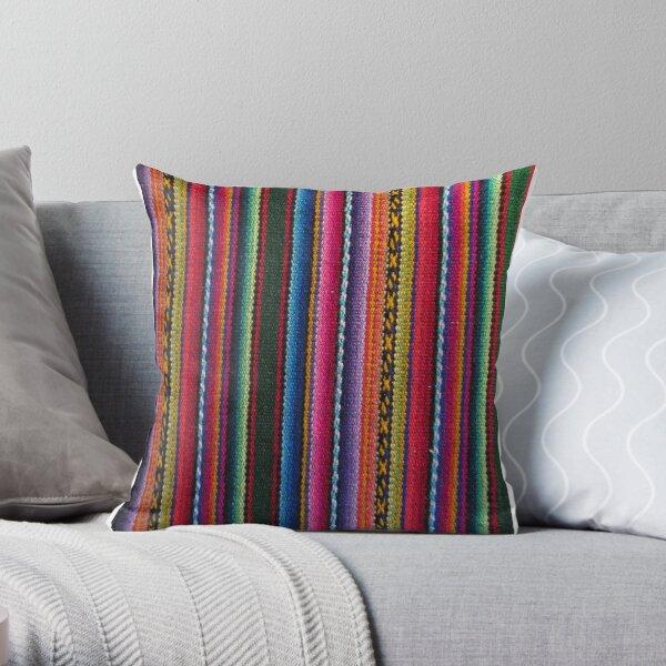 Textura peruana Cojín