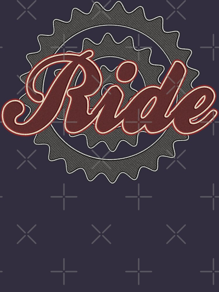 Ride Bike Cycling Bicycle  by SportsT-Shirts
