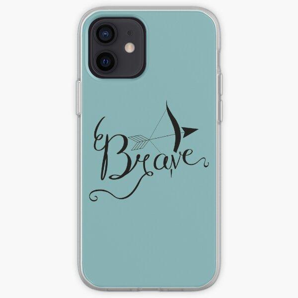 Brave iPhone Soft Case