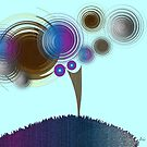 The Whirling Tree by IrisGelbart