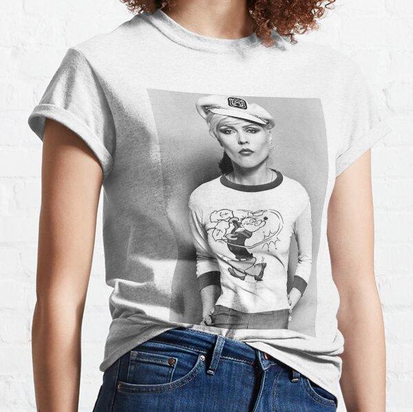 Blondie - Debbie Harry - Marin de Popeye T-shirt classique