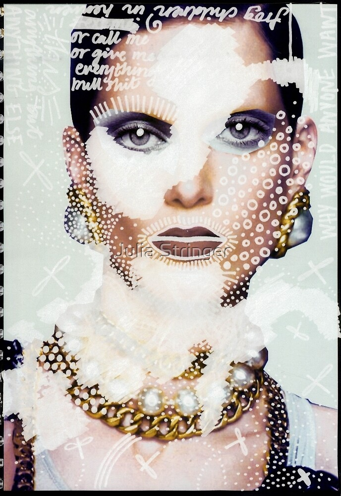 Spawn Lady by Julia Stringer