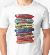 Camiseta ajustada Ramen Stack