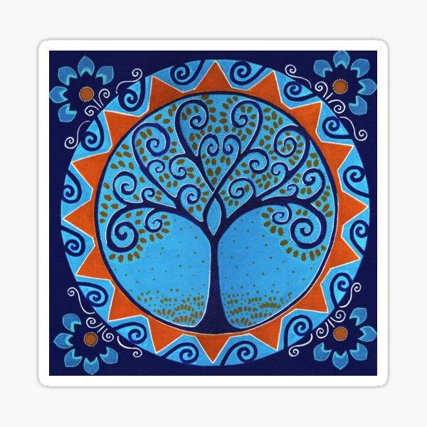 Pacific Tree Sticker