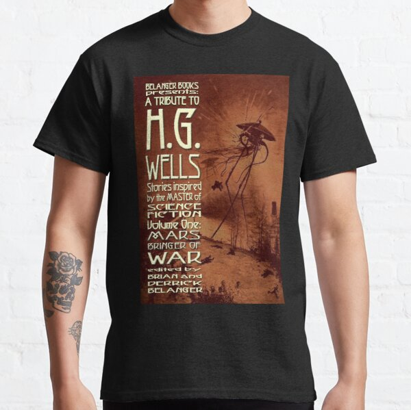 A Tribute to HG Wells volume 1 Classic T-Shirt