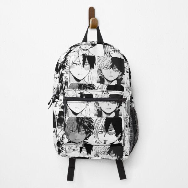 BNHA/MHA Shoto Todoroki Backpack