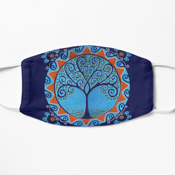 Pacific Tree Mask
