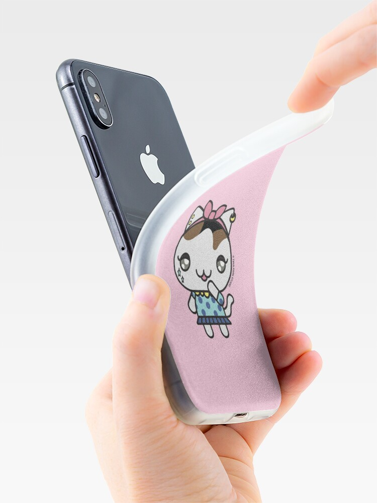 Alternate view of Chainsaw the Cat iPhone Case & Cover
