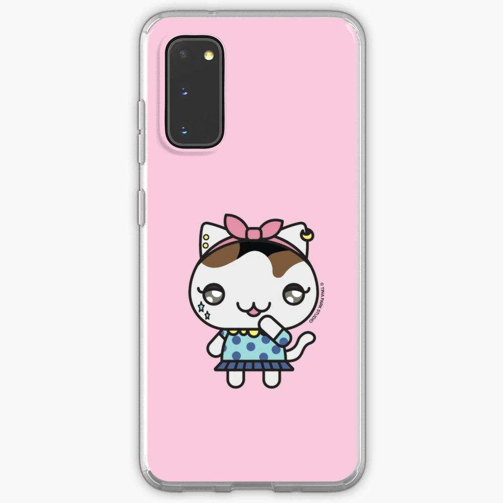 Chainsaw the Cat Case & Skin for Samsung Galaxy