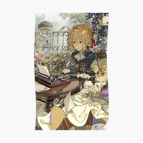 Violet Evergarden Poster