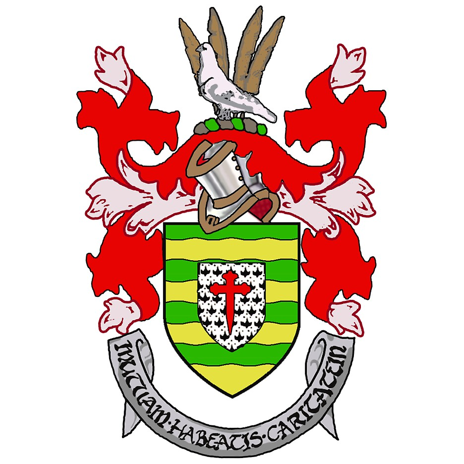 County Donegal Coat of Arms  by abbeyz71