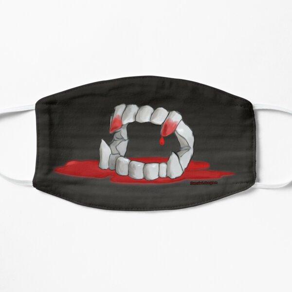 Plastic Vampire Teeth  Mask