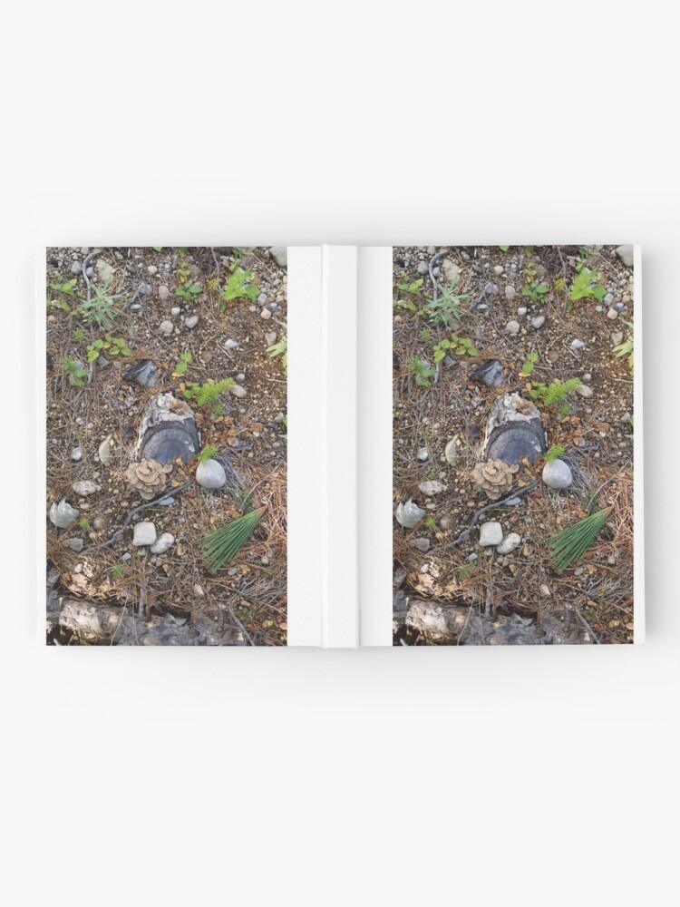 Alternate view of Boreal forest floor 1 Hardcover Journal