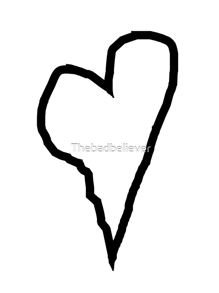 HEART by Thebadbeliever