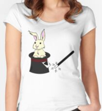 Hat Trick Women's Fitted Scoop T-Shirt