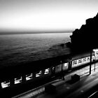 Evening Train by ChaosGate