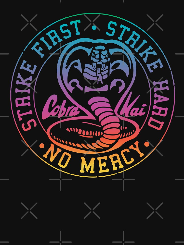 Strike first strike hard no mercy by designdroplet