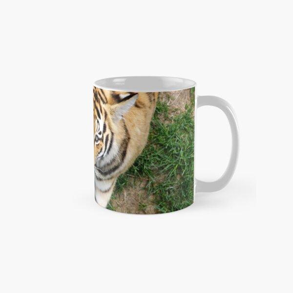 Chilling tiger Classic Mug