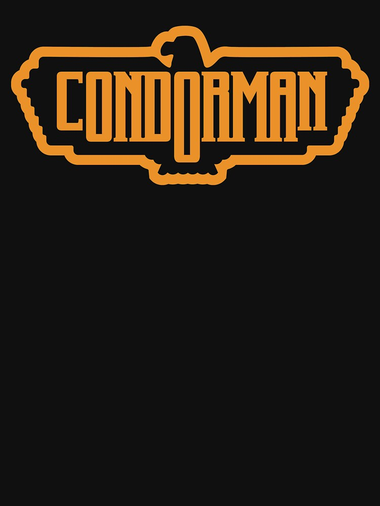 Condorman by hoboballan