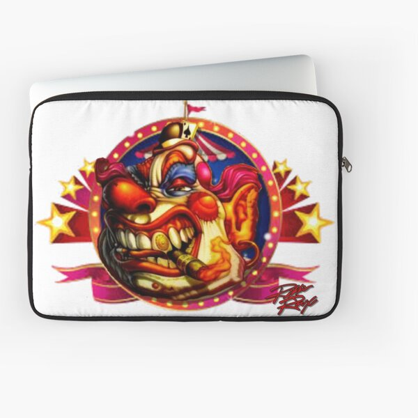 Clown'n Around Laptop Sleeve