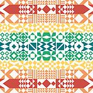 Aztec Pattern by babushack