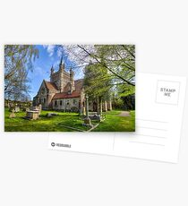 St Mildreds Whippingham Postcards