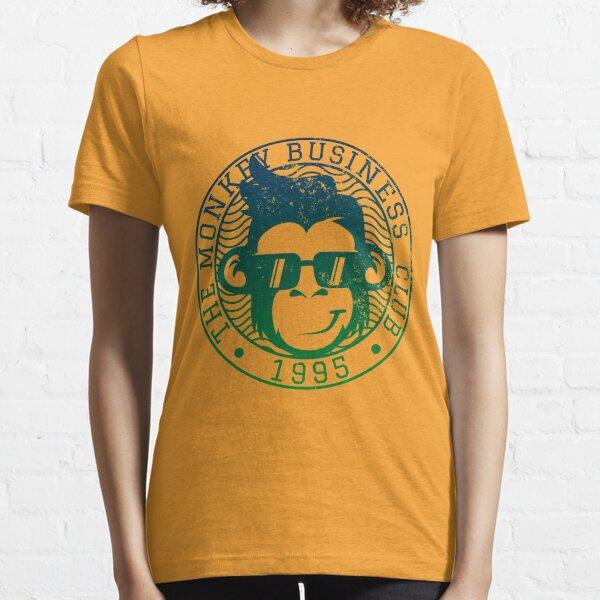 The Monkey Business Club 1995 Essential T-Shirt