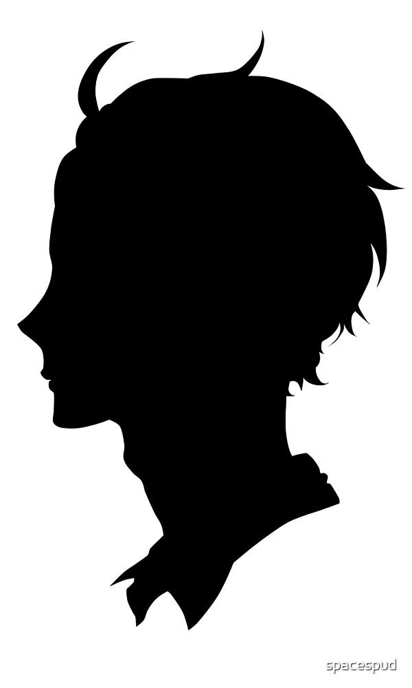 Sugawara Koushi - Silhouette by spacespud