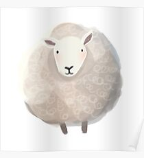 Ramsey the Sheep Poster