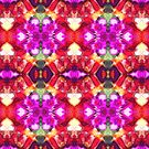 Summer Palace Pattern Design  by JanDeA