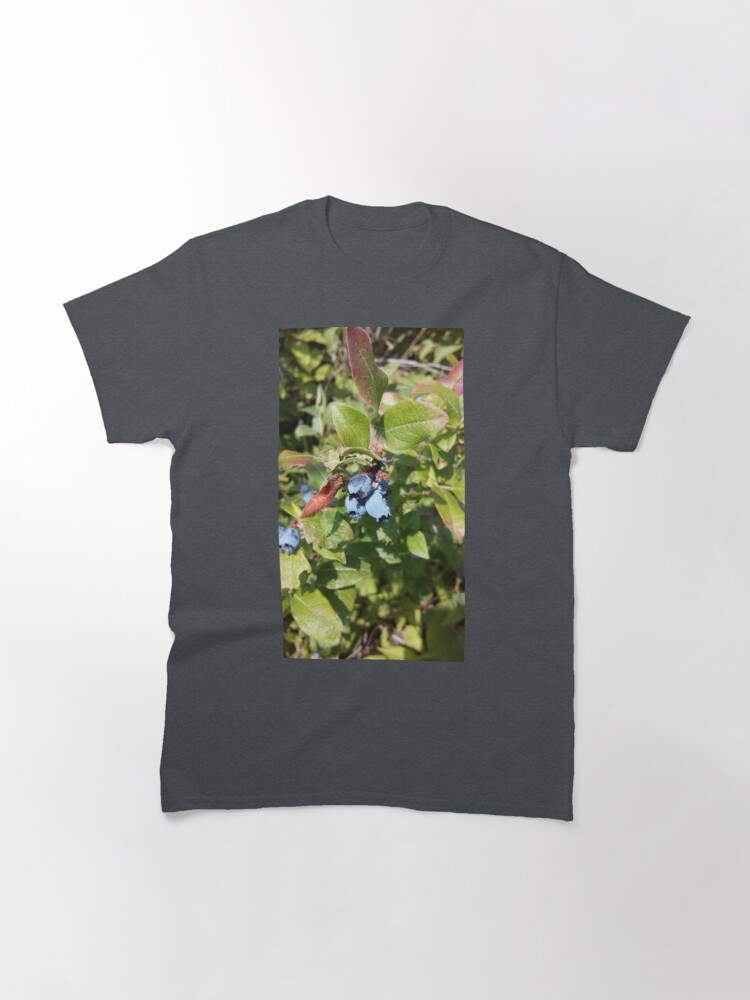 Alternate view of Blueberries past their prime Classic T-Shirt
