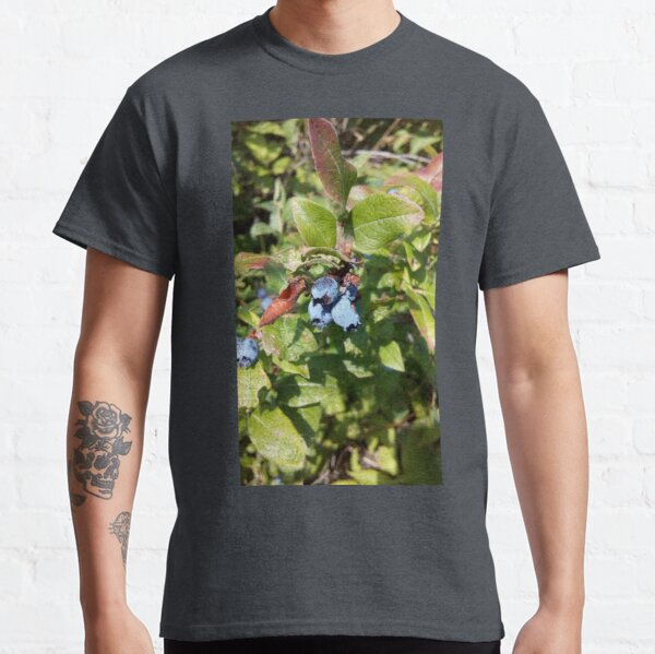 Blueberries past their prime Classic T-Shirt