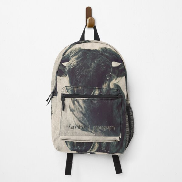 Wildebeest Backpack