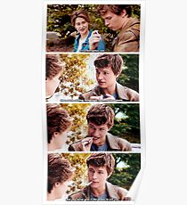 Metaphor scene from The Fault In Our Stars Poster