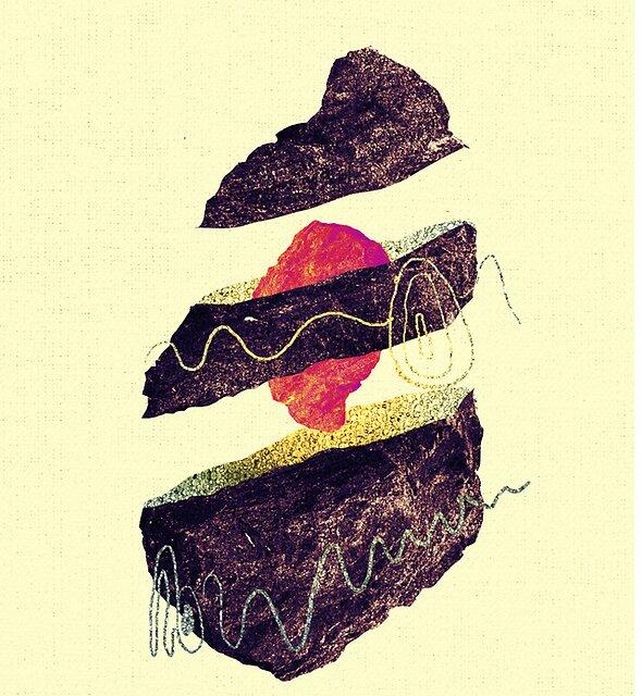 Rock_rock,paper, scissors series. by Therabr