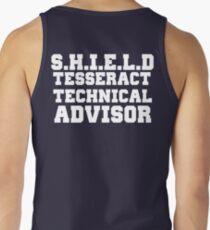 S.H.I.E.L.D Tesseract Technical Advisor Tank Top