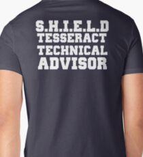 S.H.I.E.L.D Tesseract Technical Advisor T-Shirt