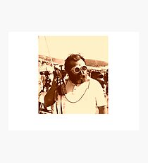 Sergio Leone Photographic Print