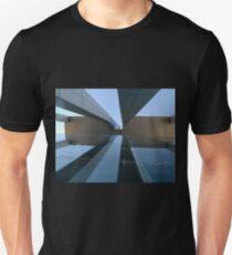Building Reflections, Parramatta, NSW, Australia 2009 Unisex T-Shirt