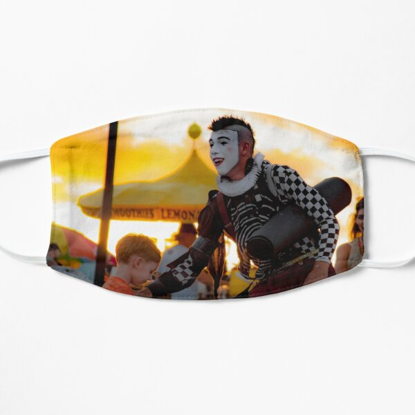 Spiral Spectacle  Mask