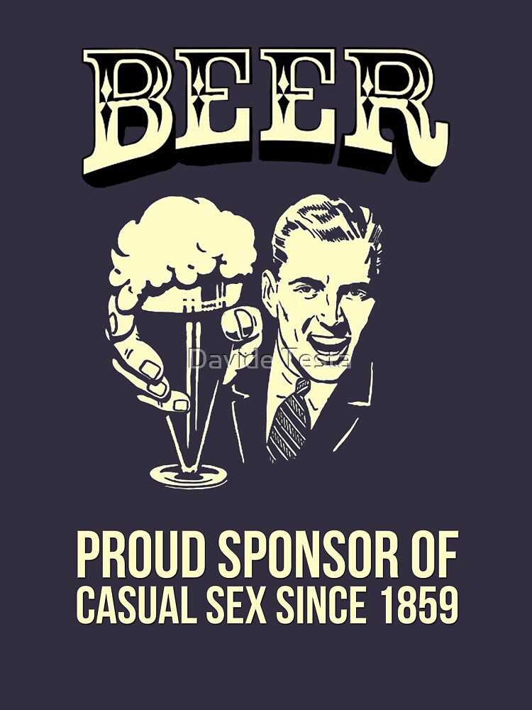 Casual Sex And Beer
