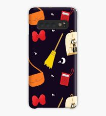 A Young Witch and Her Broom Case/Skin for Samsung Galaxy