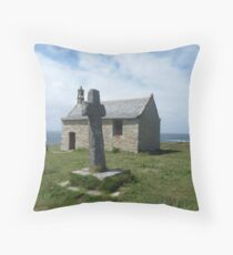 Finistere Throw Pillow