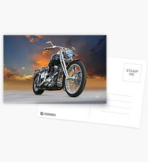 Harley-Davidson Softail Custom Postcards