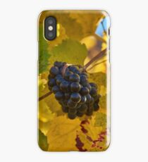 The raw material iPhone Case/Skin