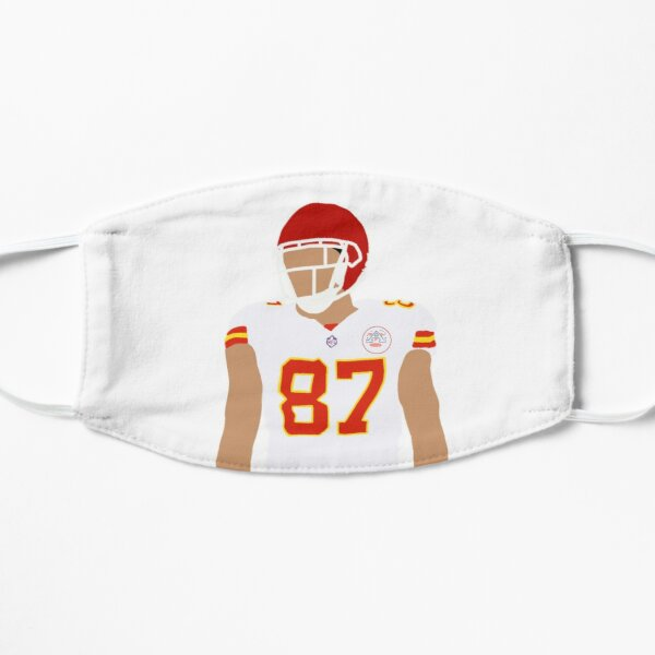 Travis Kelce—KC Chiefs  Mask
